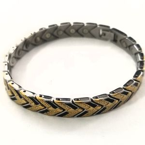 New stainless steel bracelet size 8 inches